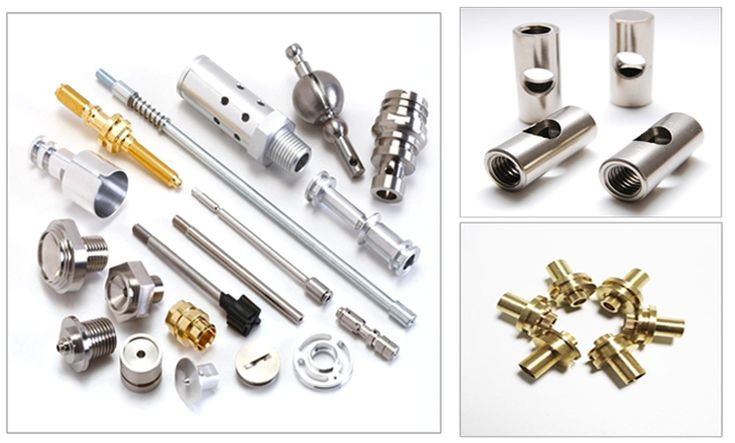 High Quality Precision Customized OEM & ODM Service Maching Parts CNC Lathe Machine Part