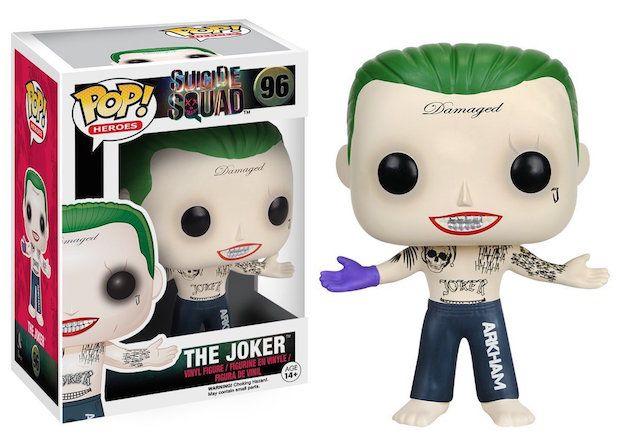 figurine funko pop le joker suicide squad