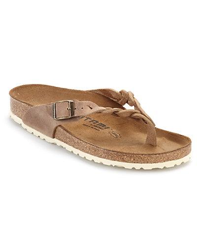 Tatami by Birkenstock Adria Braided Leather Sandal