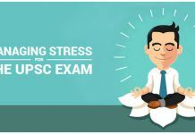 Managing Stress for the UPSC Exam