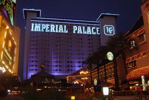 The Imperial Palace is a first-class resort centrally located in the heart of the fabulous Las Vegas Strip.    Everything you need for a complete vacation is available right here. The Palace palace makes your stay in Vegas memorable and fun!
