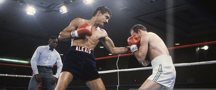 Alexis Arguello KOs Kevin Rooney This Day July 31, 1982 Alexis Arguello takes on Aaron Pryor next   https://boxinghalloffame.com/mike-tyson-trainer-kevin-rooney-kod-by-arguello/