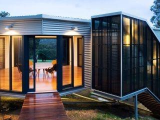 Walling made from ZINCALUME® steel by BlueScope Steel - Selector Australia