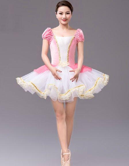 Cheap dancewear ballroom, Buy Quality tutu top directly from China tutu diy Suppliers: Beautiful Child Girl Pink Princess Ballet TUTU DancewearMaterial:Velvet+GauzeSize available: XSC