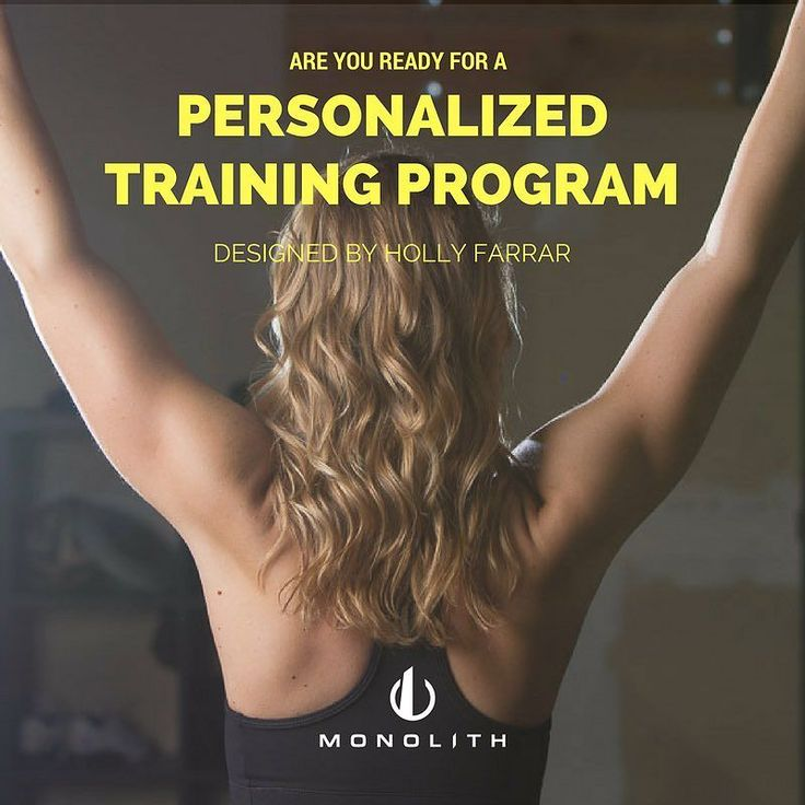 Are you lacking Monday motivation? Need that extra Push?  Our Trainer Holly offers you a personalized training program to make your fitness dreams become a reality.  Visit our link in bio to create your program Today!  #thinkmassive #training #fitness #trainer #fitfam #fitspo #gym #igfit