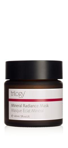 exellent ! Mineral Radiance Mask | Trilogy