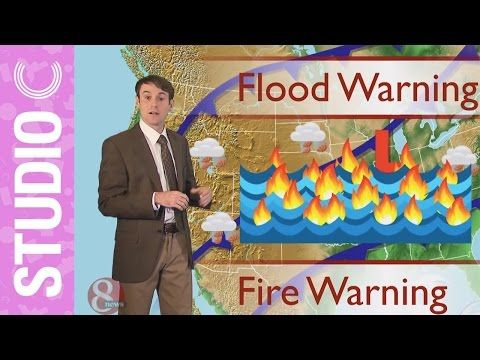 Five Day Weather Forecast - Studio C - YouTube Also: https://youtu.be/9Fx4I6CFupk And: https://youtu.be/glVaMyDRpII