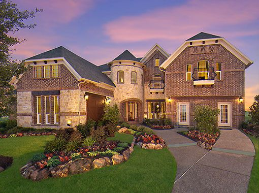 Model homes for sale in frisco texas