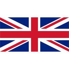 Liten Flagga storbritannien