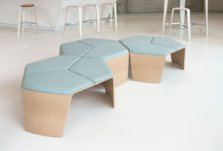 Zenith Interiors: Hoc Bench