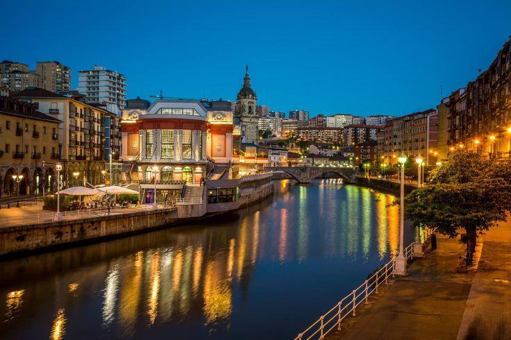 ciudades espanolas descubrir otono bilbao