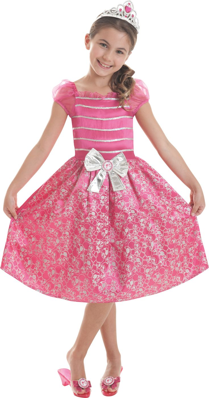 Costume da Barbie™principessa per bambina su VegaooParty, negozio di articoli per feste. Scopri il maggior catalogo di addobbi e decorazioni per feste del web,  sempre al miglior prezzo!