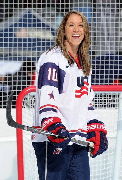 Meghan Duggan, Captain Team USA Women's Hockey
