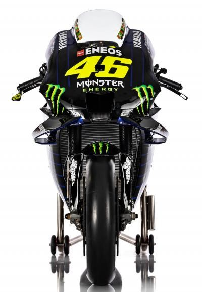 Monster Energy Yamaha MotoGP 2020 launch gallery | MotoGP ...
