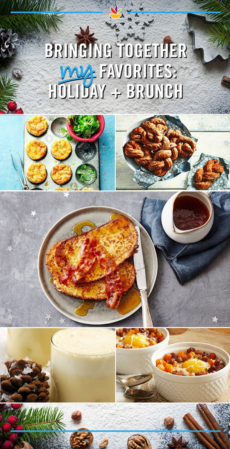 We're counting down to the holiday with recipe and menu ideas. Check it out here:  https://www.pinterest.com/martinsfoods/12-days-of-delicious/