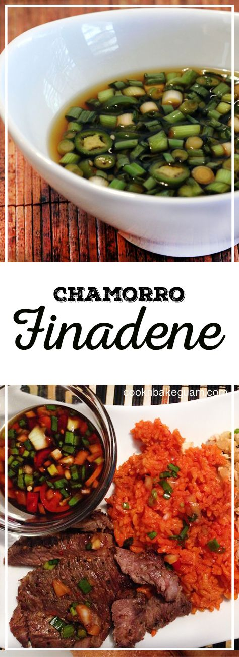 Chamorro Finadene Recipe