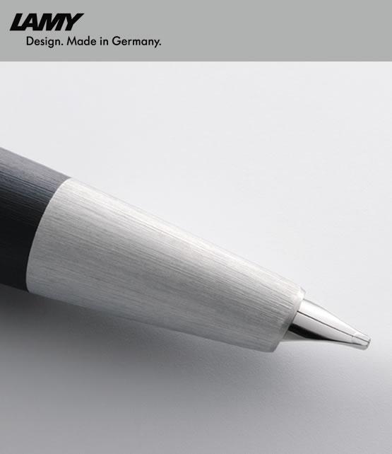 LAMY 2000 Fountain pen - Close up - http://www.lamy.com/eng/b2c/2000