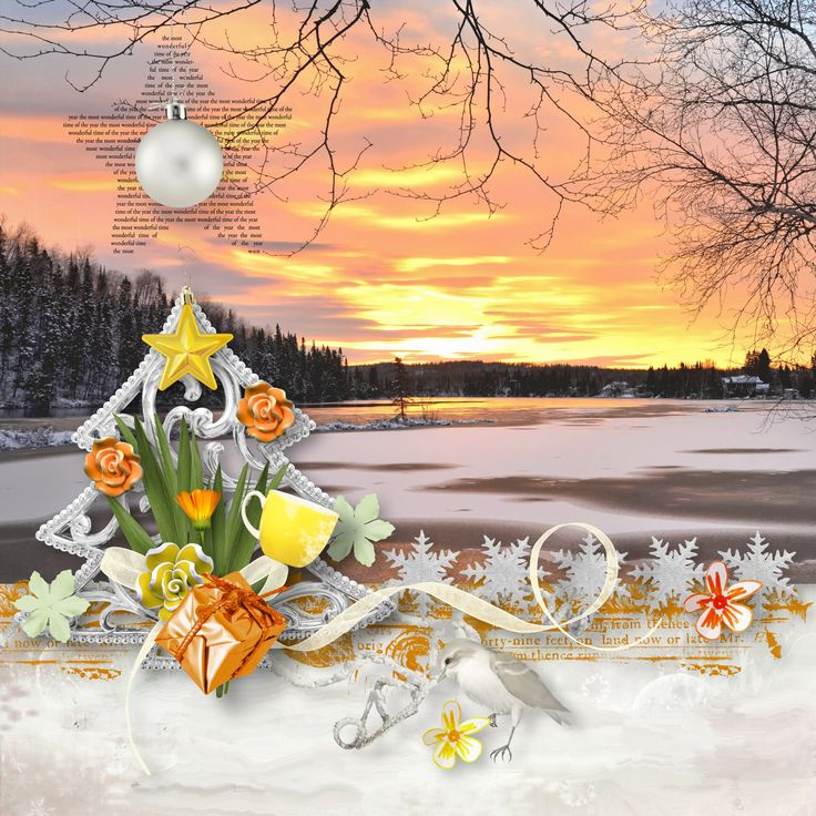 """Lights In December"" by Aurélie Scrap, http://www.digiscrapbooking.ch/shop/index.php?main_page=product_info&cPath=22_280&products_id=24589, photo Pixabay"