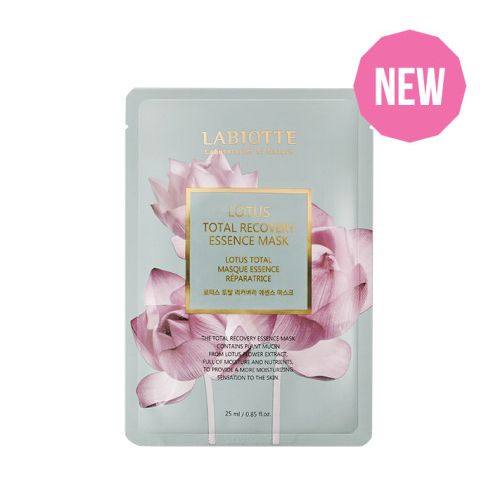 LABIOTTE Lotus Total Recovery Essence Mask|Labiotte|Mask sheets|Online Shopping…