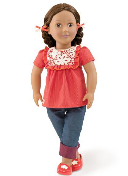 our generation doll alejondra   Alejandra   Our Generation Dolls