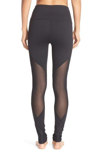 Zella 'Cut It Out' High Waist Leggings - Item #5058130 - available at #Nordstrom