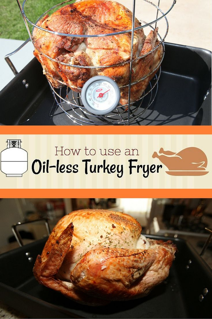 With thanksgiving just around the corner, we put together a safe, quick, and easy way for you to prepare your turkey this year. We prepared a delicious turkey with all of the taste produced by a traditional deep fryer, in less than half the time of a traditional oven with the Charbroil Big Easy Oil-less Turkey Fryer. See how here! | Moving Insider Tips