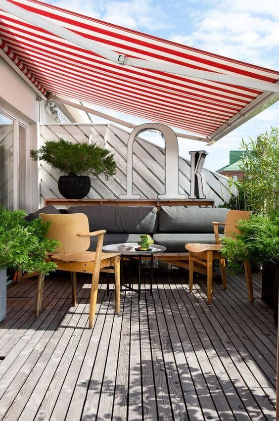 We Found Different Kinds Of Awnings And Shades From More Laidback Ideas To Classy Or Bohemian Style We Have Got Enough Fo Outdoor Awnings Outdoor Decor Patio