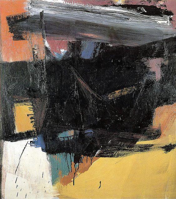Red Crayon, 1959 ~ Franz Kline