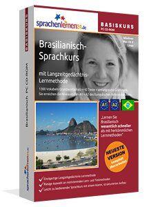 Brasilianisch lernen: Lernen Sie Brasilianisch wesentlich schneller als mit herkömmlichen Lernmethoden – und das bei nur ca. 17 Minuten Lernzeit am Tag