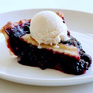 Scrambled Henfruit: Very Berry Pie