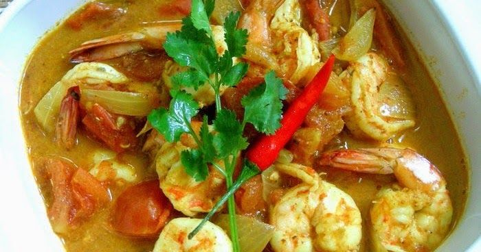 Prawn Masala Curry