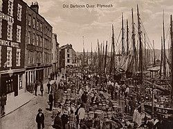 Plymouth Barbican 20