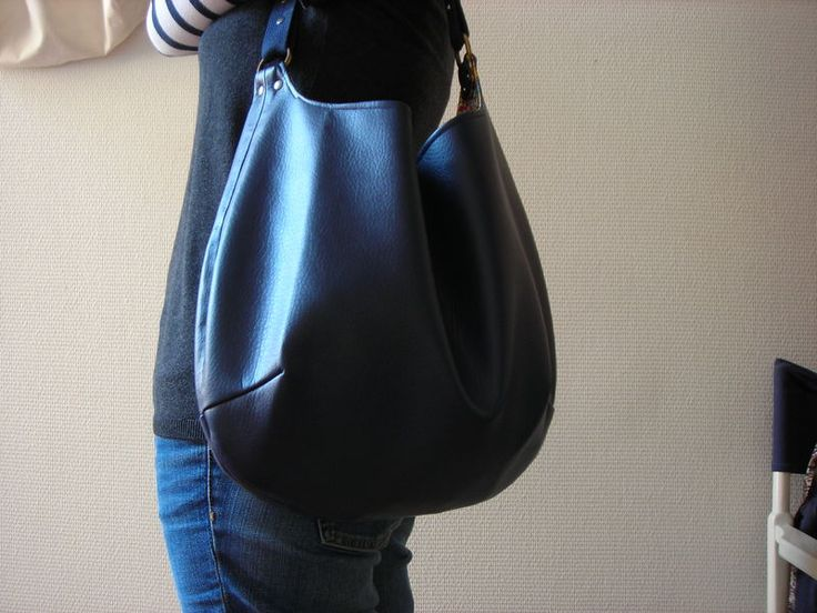 684 best images about diy couture on pinterest machine a sewing and voyage - Tuto couture sac besace ...