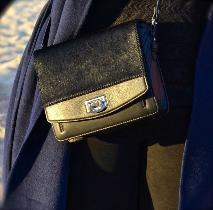 KIOMI leather bag via zalando, my favourite
