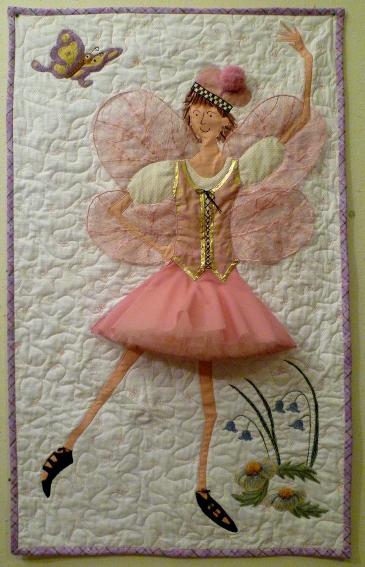 Highland Dancing Fairy
