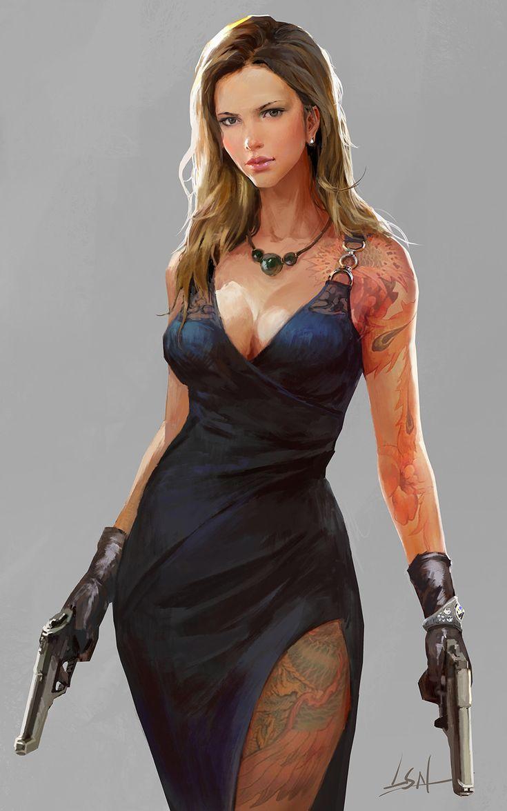 Esmeralda One of the best underground fighters in all (…) dirty work