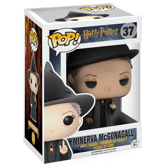 Figurine Minerva McGonagall (Harry Potter) - Funko Pop