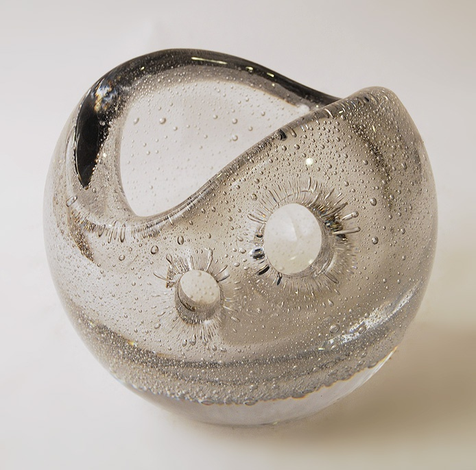 """Devil's Pearl"" by Timo Sarpaneva for Iittala"