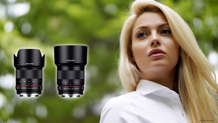 Die neuen SAMYANG 21mm F1.4 und 50mm F1.2 Objektive. Lichtstarke manuelle Festbrennweiten für die spiegellose Kamerasysteme Canon M, Fuji X, Sony E sowie MFT. http://hapa-team-blog.de/samyang-21mm-f1-4-und-50mm-f1-2-objektive/?utm_content=buffer52237&utm_medium=social&utm_source=pinterest.com&utm_campaign=buffer  #samyanglens #fotografie #fotozubehör