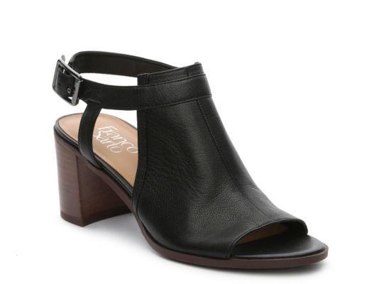 Women's Women Harlet Sandal -Black - Black