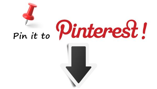 """Pinterest introduced a new """"Pin It"""" button"""