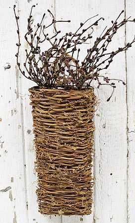 searching for the right basket for a project.  Why are wall baskets so hard to find?