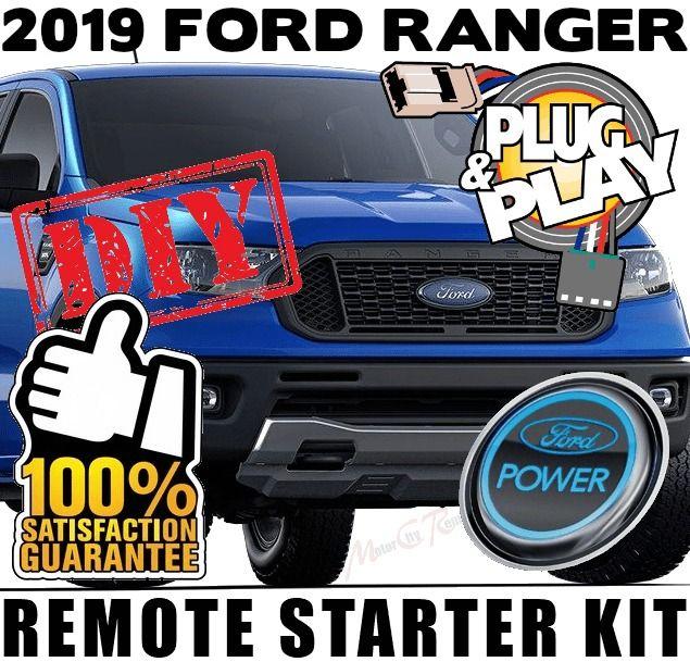 2019 Ford Ranger Ford Ranger 2019 Ford Ranger Remote Car Starter