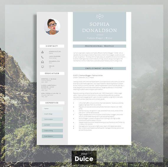 CV Vorlage Lebenslauf Vorlage Anschreiben CV Design