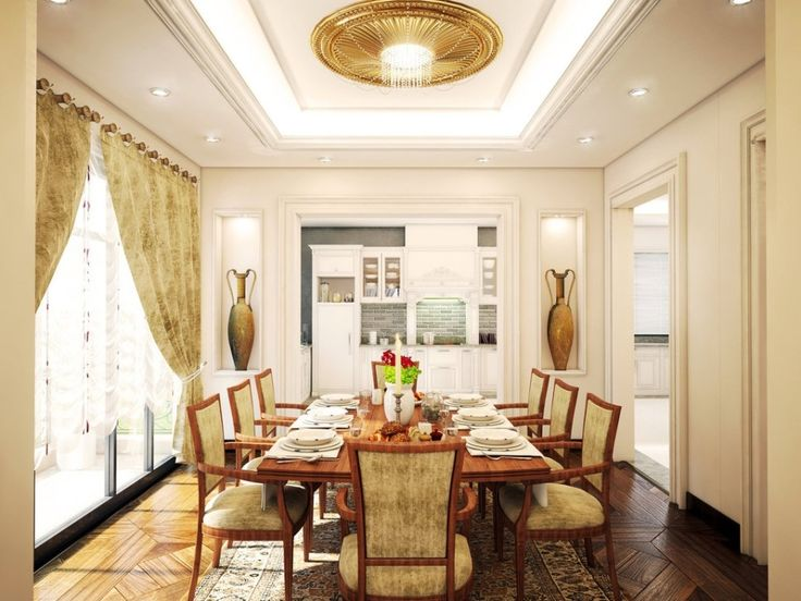 Dining Room Ideas:Vintage Dining Room Design With Luxury Furniture Formal Diningroom Decor