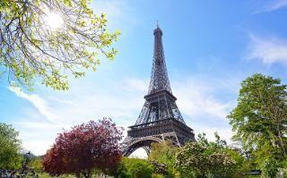 The Eiffel Tower: love it or hate it, it is a key marker on the Parisian skyline