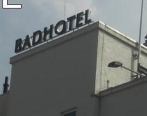 thanks for the warning | Signs of the Times | Pinterest ... Funny Hotel Names