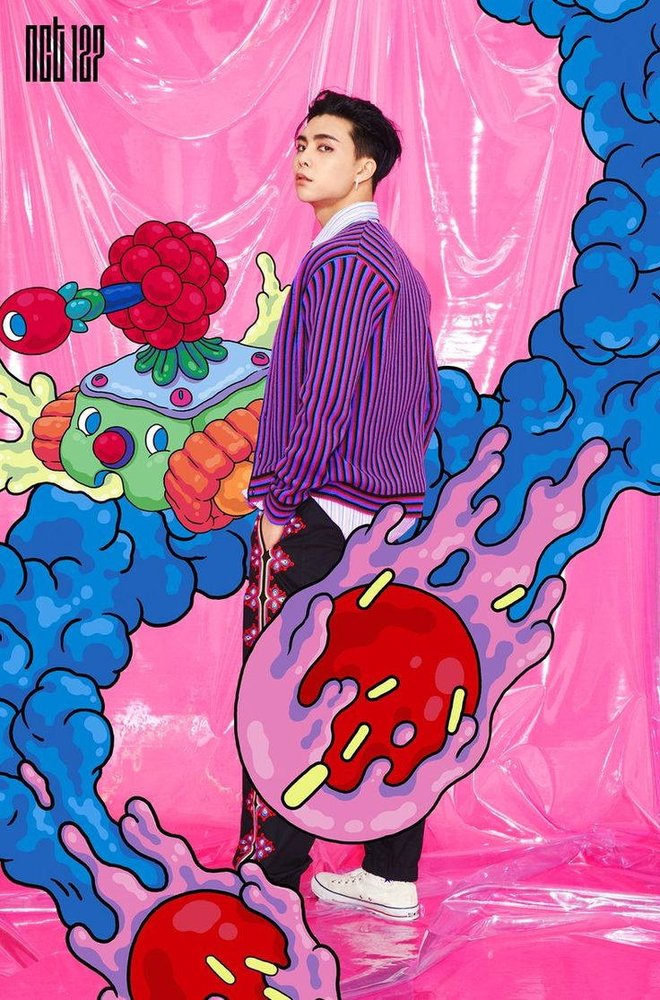 "NCT 127 revela fotos teasers de Mark, Taeil y Johnny antes de su regreso con ""Cherry Bomb"" - Soompi Spanish"