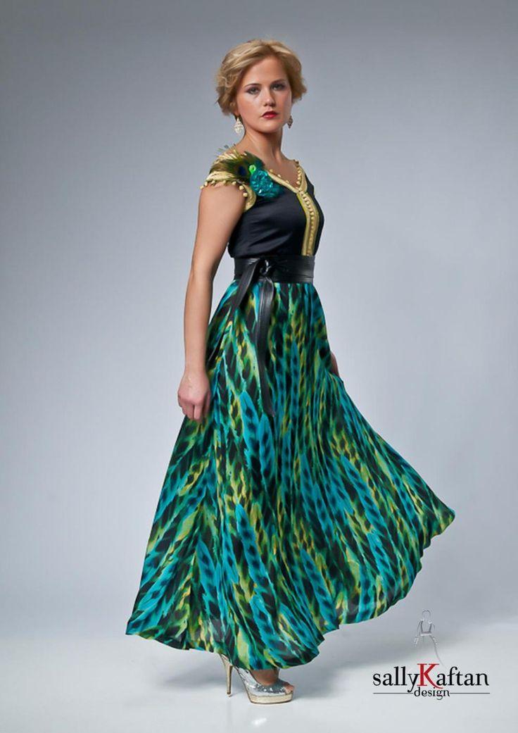 Sally Kaftan Designs by Salima Erref
