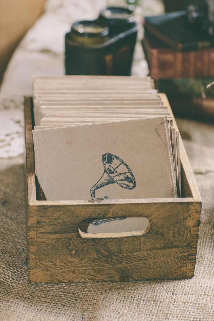 DIY CD Wedding Favors Of Our Favorite Music